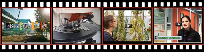 filmstrip departments  Biology and Environmental sciences